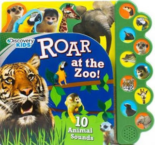 Roar at the Zoo! | Speelgoed Reviews