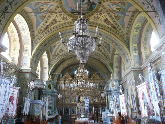 Старий Самбір. Церква святого Миколая