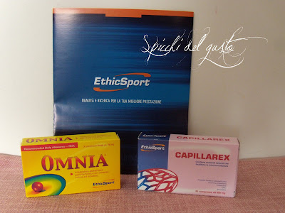 integratore di vitamine e minerali