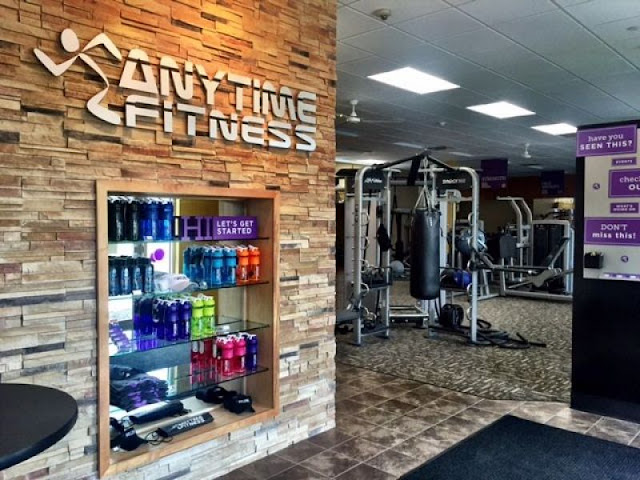 Anytime Fitness. Palestre H24.
