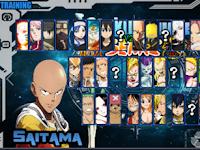 Download Naruto Senki Otaku Saitama Sensei Anime Rendy v2.0 Mod Apk Terbaru