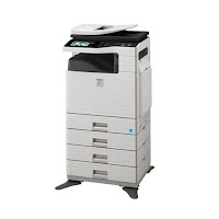 Sharp MX-C312 Printer Scanner Driver Download