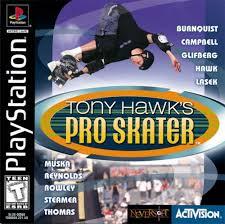 Tony Hawks Pro Skater - PS1 - ISOs Download