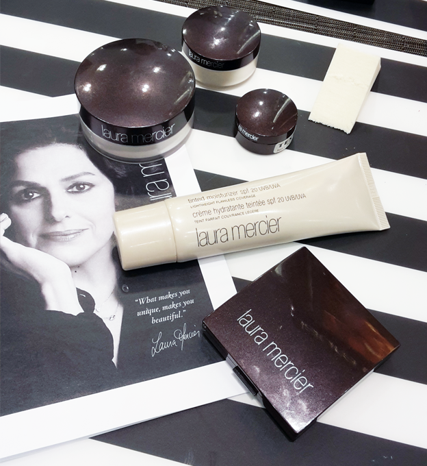 Flawless Face Laura Mercier