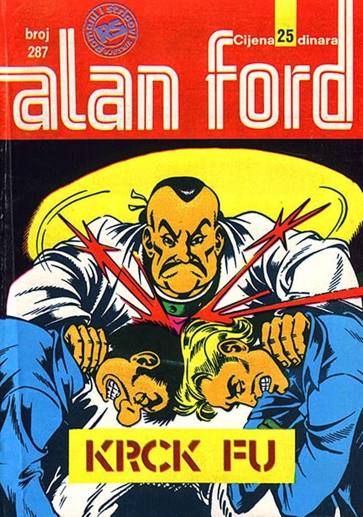 Krck Fu - Alan Ford