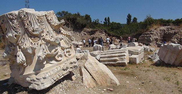 New round of excavations begins at ancient Kyzikos