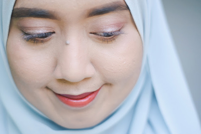 Simple Makeup Using Althea Makeup Product