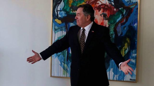Canciller chileno reúne a Grupo de Lima para dar seguimiento a crisis en Venezuela