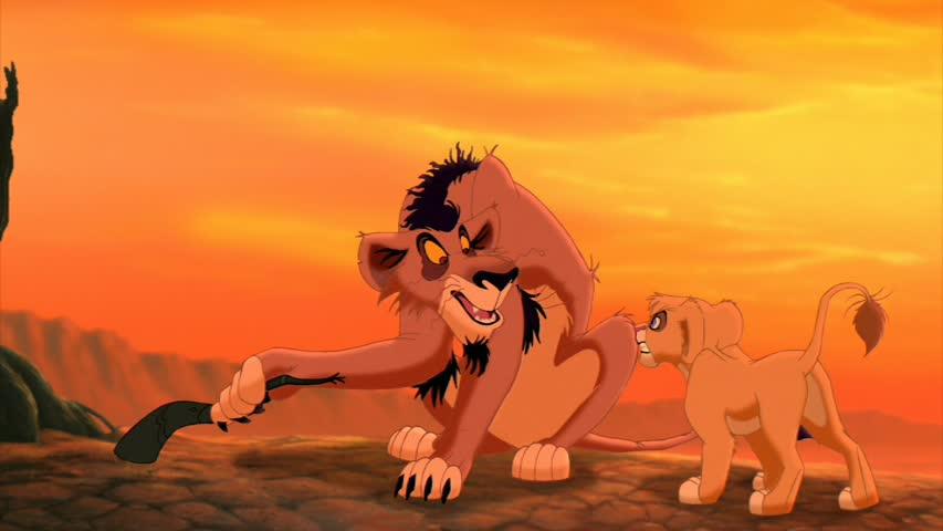 the lion king ii simbas pride nuka