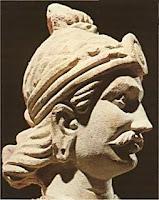 Bindusara was born around 320 B.C.E. Bindusara was the only son of the great ruler Chandragupta Maurya, the founder of the Mauryan dynasty.