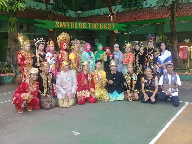 hari kartini 2019 SMAN 110 Jakarta