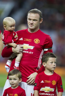 Manchester United signs Kai Rooney to its Youth development squad