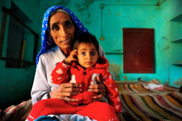 Top 10 World's Oldest Mothers To Have Given Birth