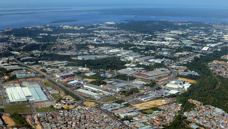 Zona Franca e Polo Industrial