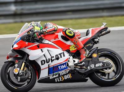 Dengan Suzuki, Iannone Tekad Pecundangi Ducati