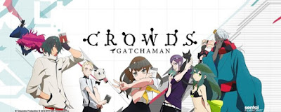 Download Gatchaman Crowds + OVA BD Subtitle Indonesia