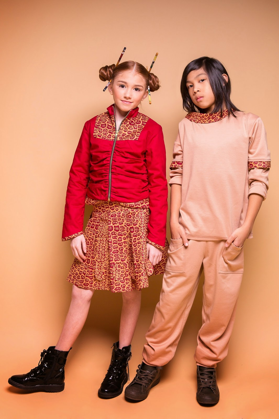 Isossy Children Jade Collection AW2015