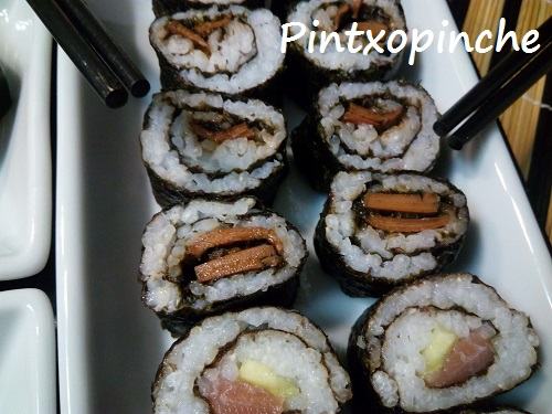arroz, sushi, arroz, soja, comida japonesa, sin gluten, tamari