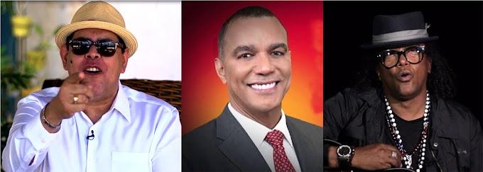 Villalona y Sergio Vargas promueven candidatura de Carlos Gómez a diputado en ultramar