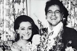 DIlip Kumar Saira Bano Wedding