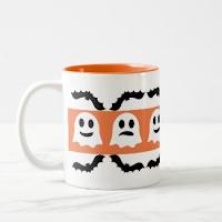 Batty Ghosts mugs