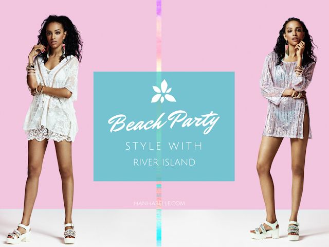 Beach Party Style Ideas with River Island