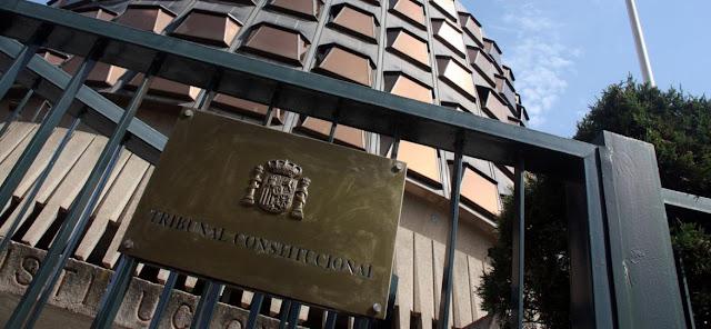 Tribunal Constitucional y reglamentos parlamentarios