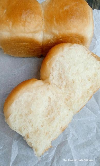 Pav buns / Dinner rolls
