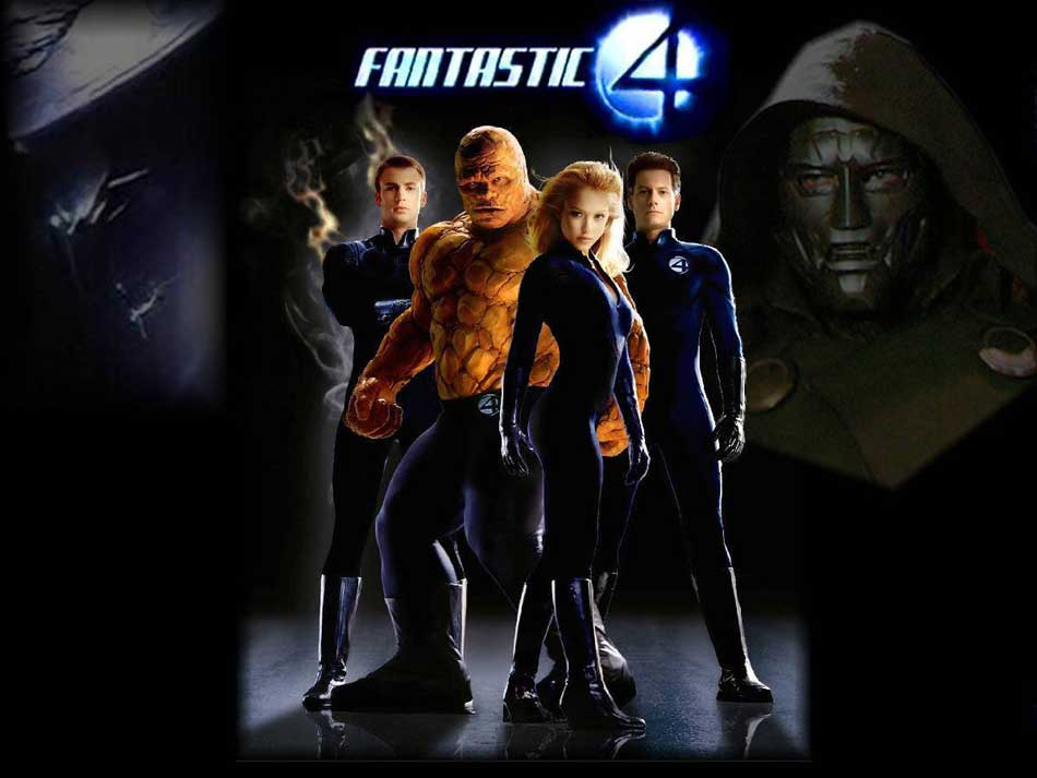 Fantastic Four Games Online