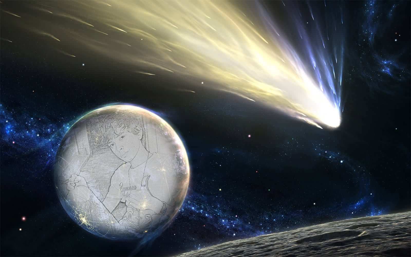 The Discovery Of Four New Planets In Solar System ~ Borneo ...