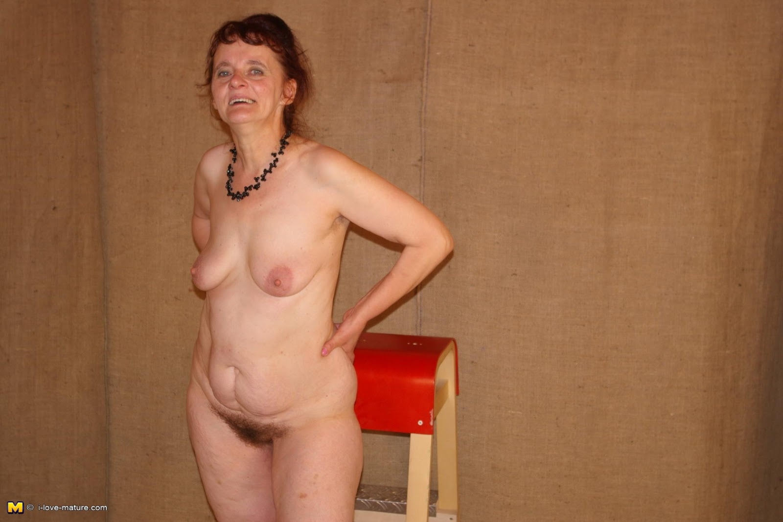 I love mature ladies