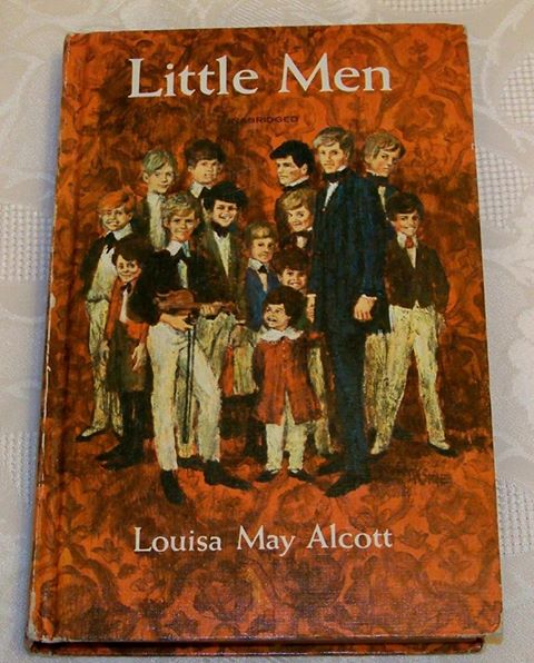 Little Men by Louisa May Alcott.