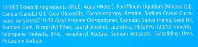 substancje zawarte w żelu emotopic do skóry atopowej