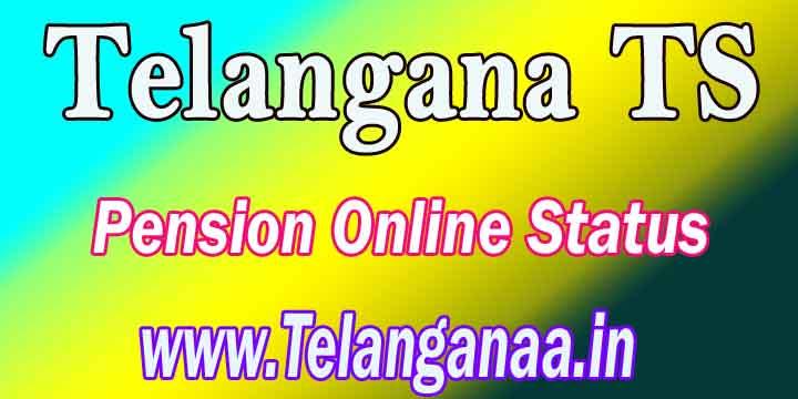 Telangana TS Aasara Pension Online Status Web Site Details