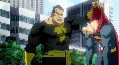 black adam superman movie