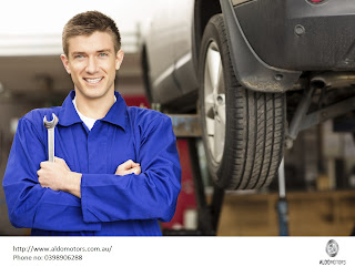 mechanic burwood