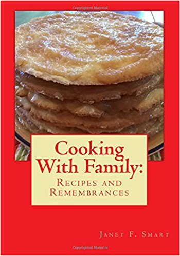 Cooking with Family - Would make a great Christmas gift!