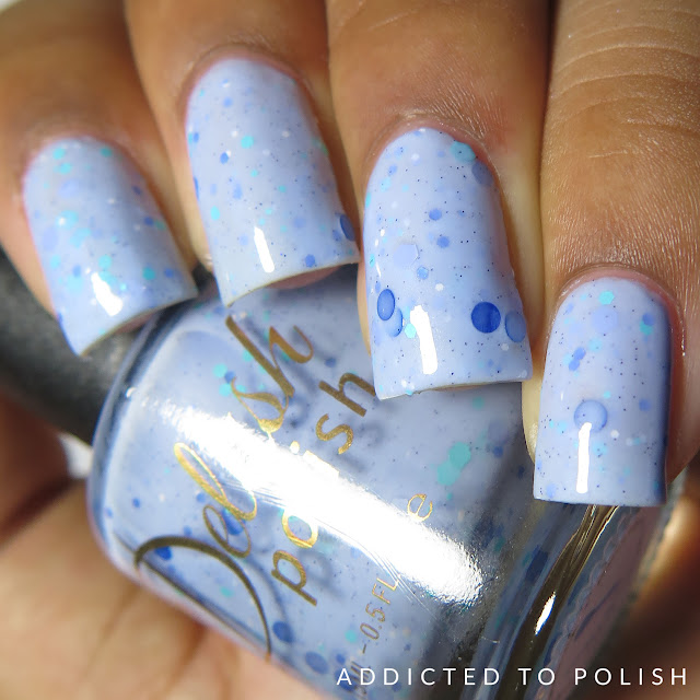 Delush Polish Such a Whisk Taker High and Mightea Spring Collections swatches