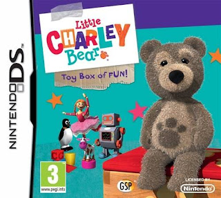 Little Charley Bear: Toybox of Fun