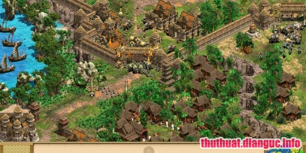 Download Game Age of Empires II HD: Rise of the Rajas Full Cr@ck