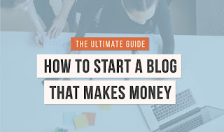How to make profits from a blog by pacing adverts