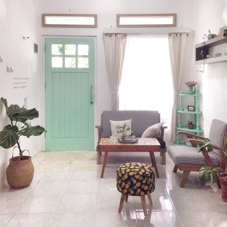 The Key to Success Decorating a Small House Minimalist Room