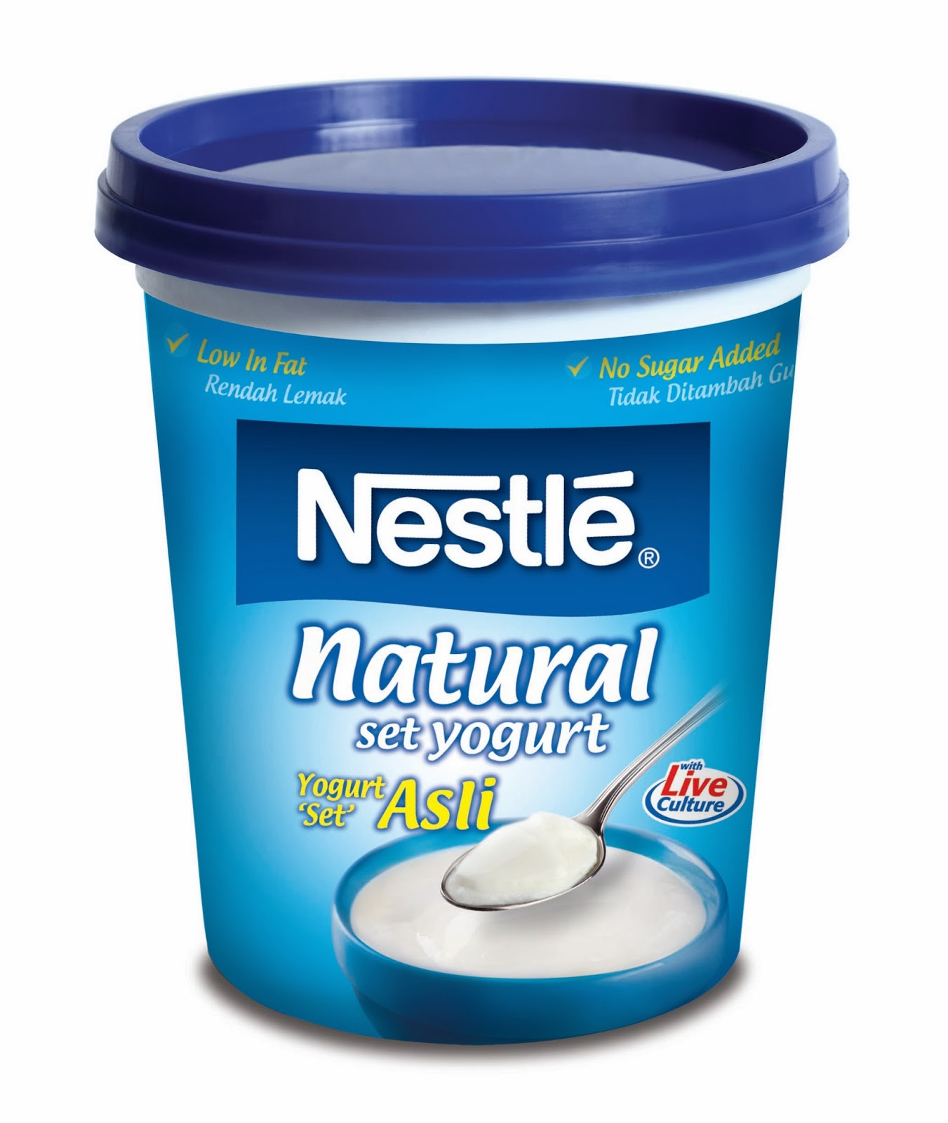 iT's My LiFe...: NESTLE Natural Set Yogurt Recipe ...