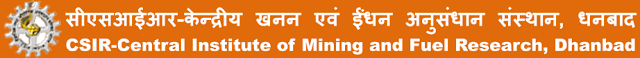 CIMFR Dhanbad Naukri Job Vacancy