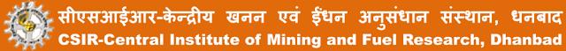 CIMFR Dhanbad Sarkari Naukri Job Vacancy