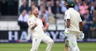 Ben Stokes England v Pakistan Cricket Blog