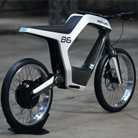 Elektrikli Motosiklet Novus