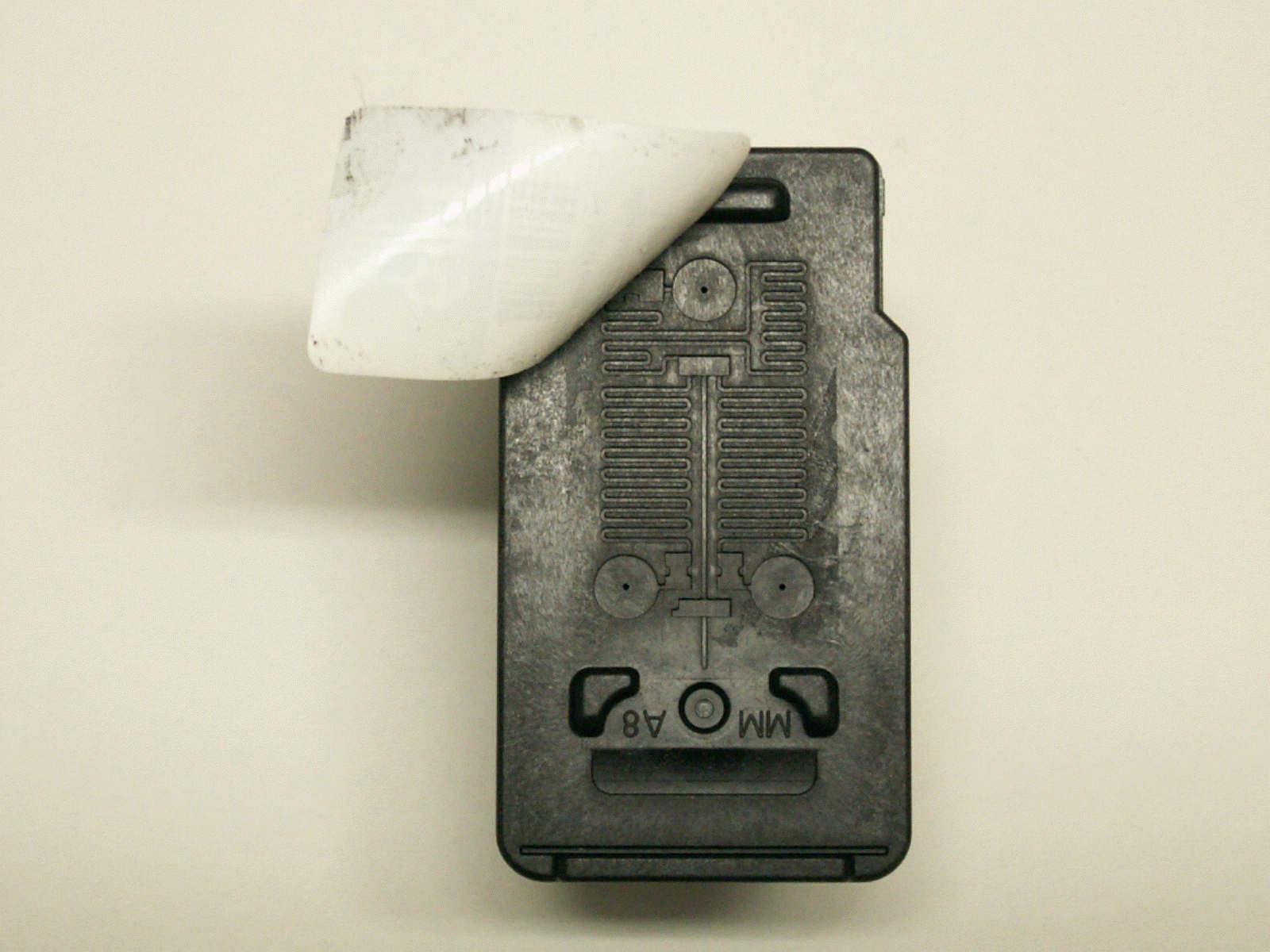 comment remplir une cartouche d 39 encre canon comment remplir. Black Bedroom Furniture Sets. Home Design Ideas