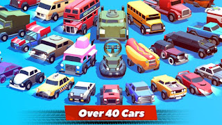 Download Crash of Cars v1.1.0 Apk Mod1