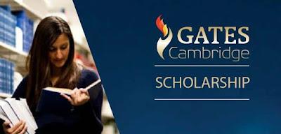 Beasiswa Gates Cambridge 2018
